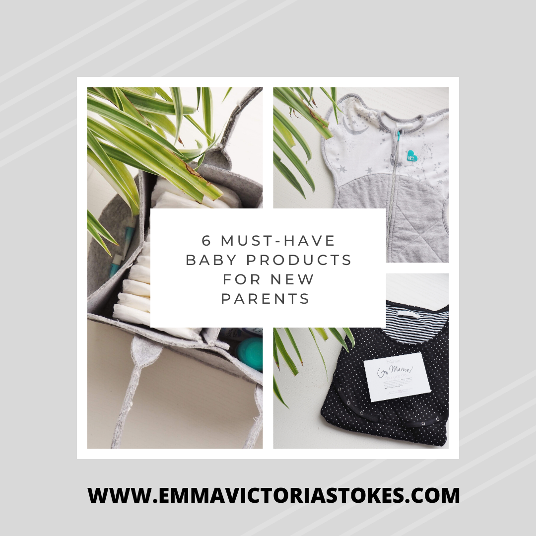 EMMA VICTORIA STOKES must-have baby products