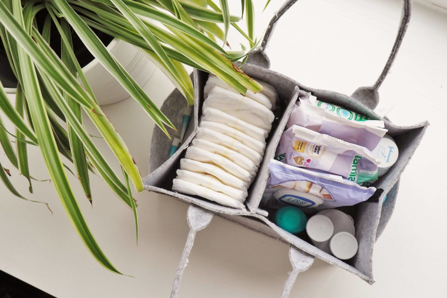 must-have baby products baby caddy