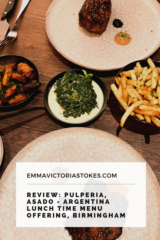 Pulperia blog review