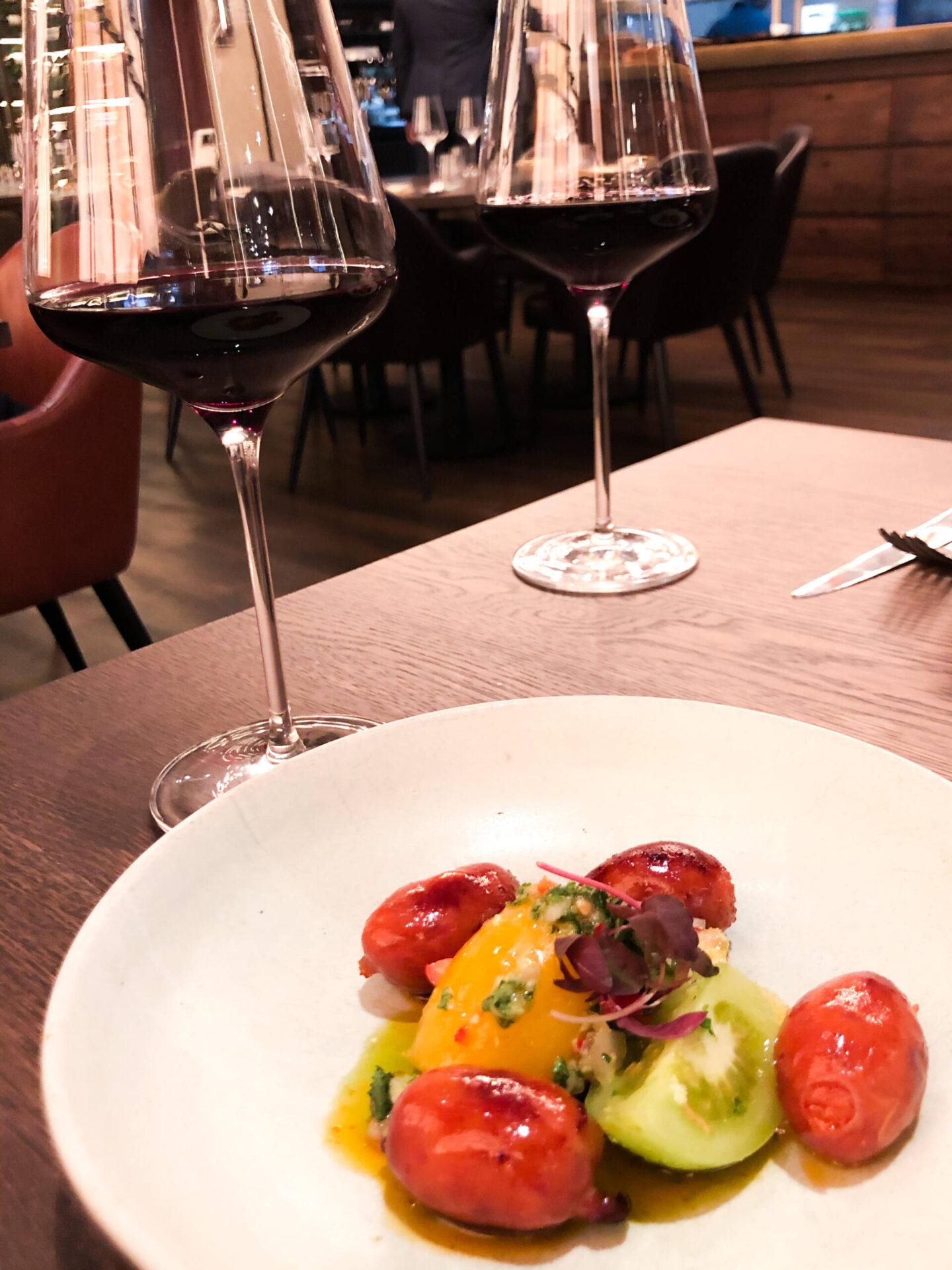 Pulperia Chorizo Starter wine