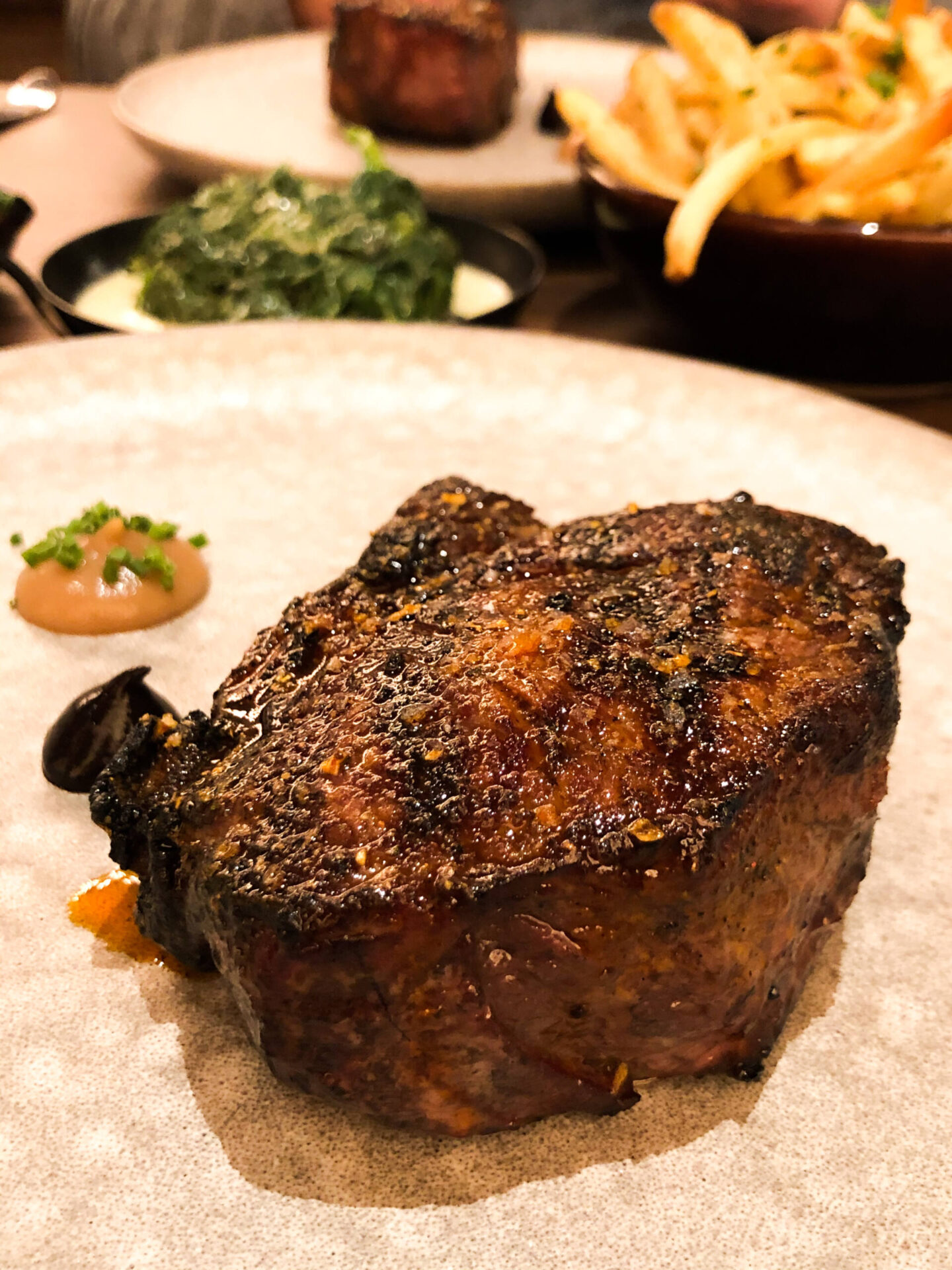 Pulperia steak sirloin
