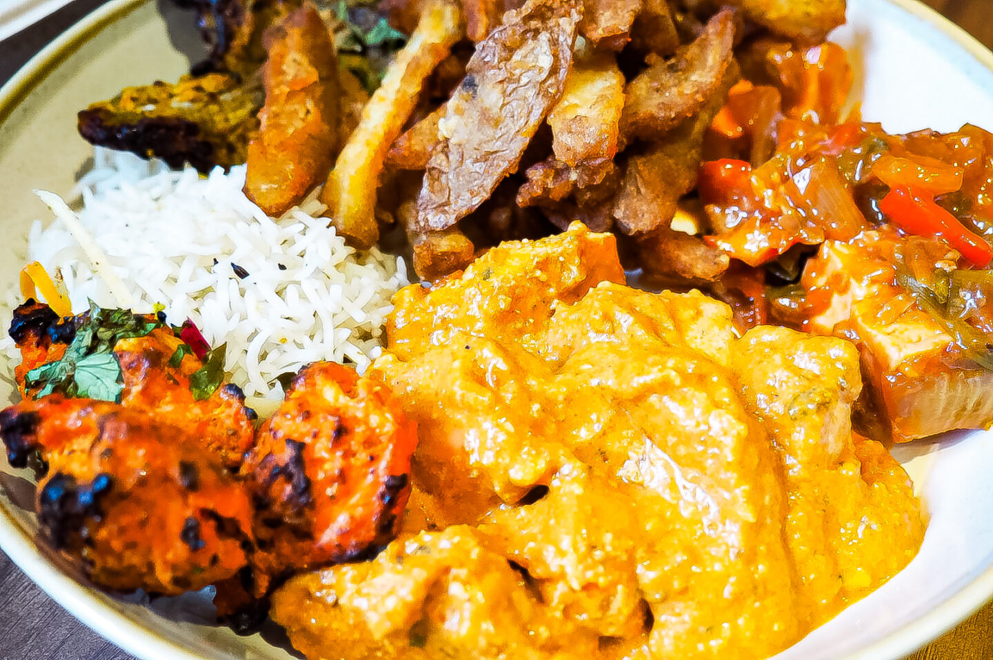 Pinch of Masala Indian Food