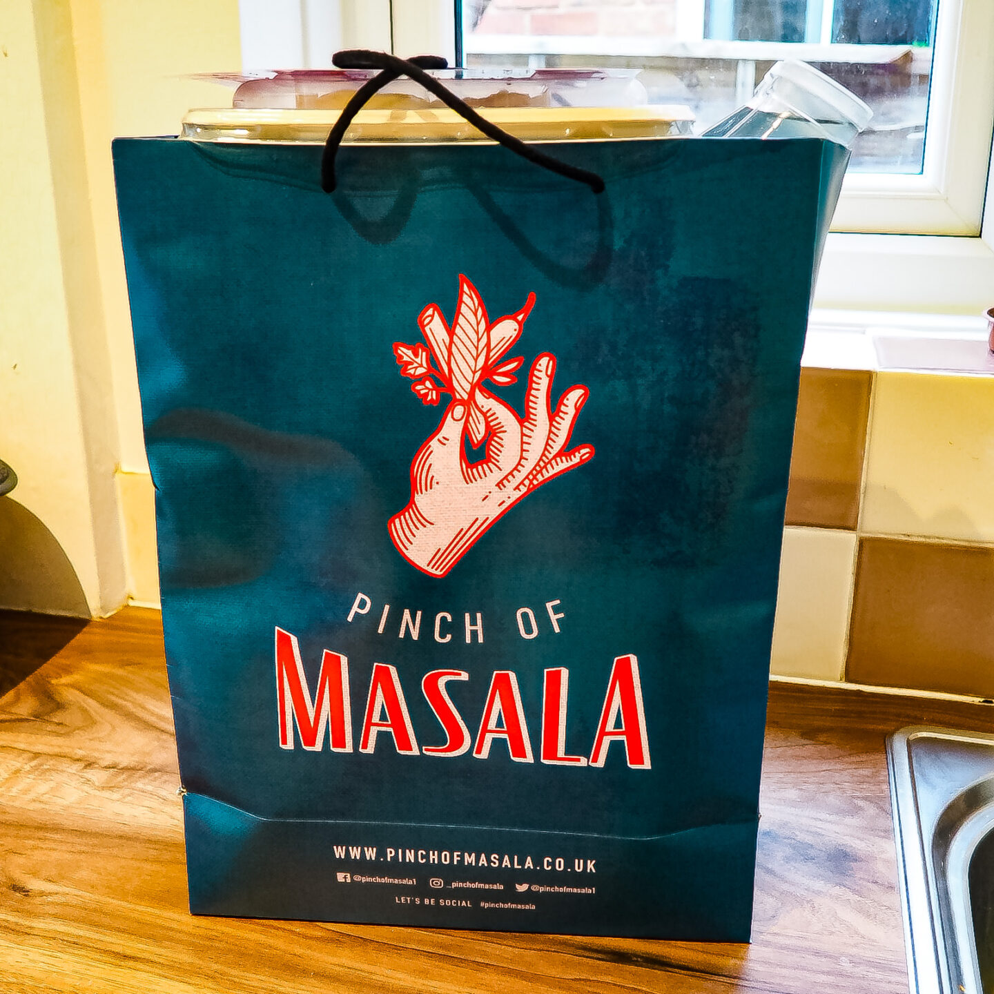 Pinch of Masala Bag