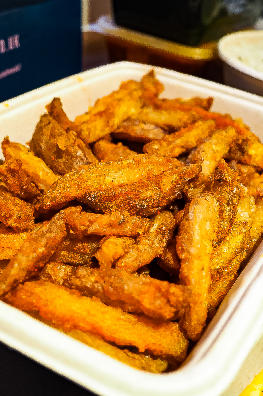 Pinch of Masala Fries