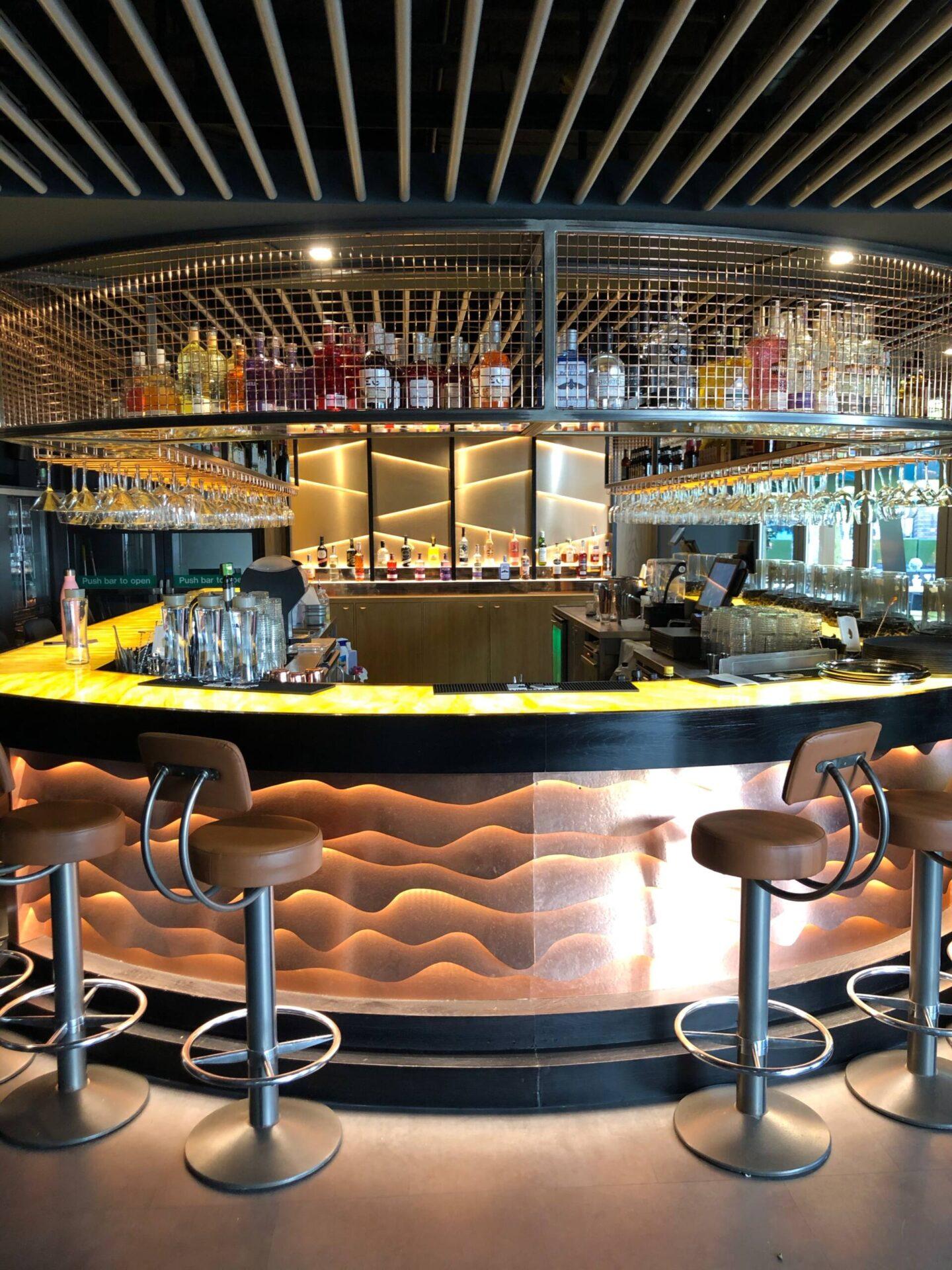 Craft Dining Birmingham bar