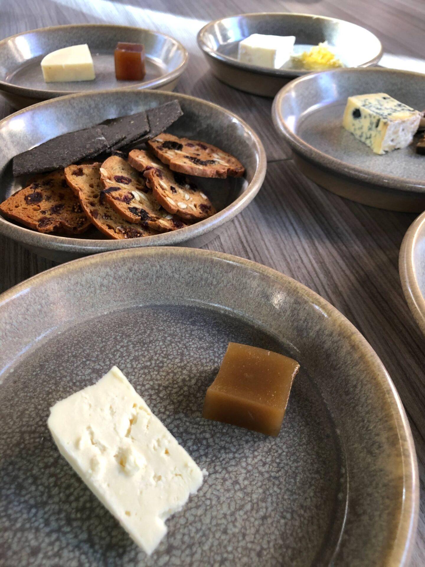 Craft Dining Birmingham cheese