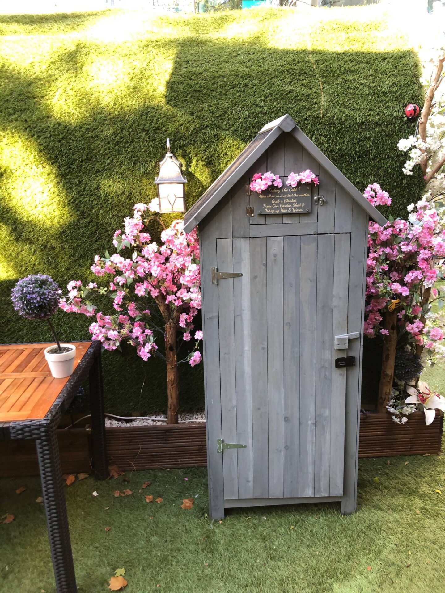 Craft Dining Birmingham garden