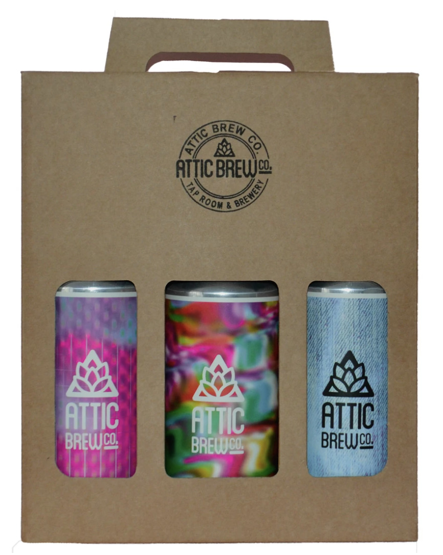 Stirchley gift guide - Attic Brew