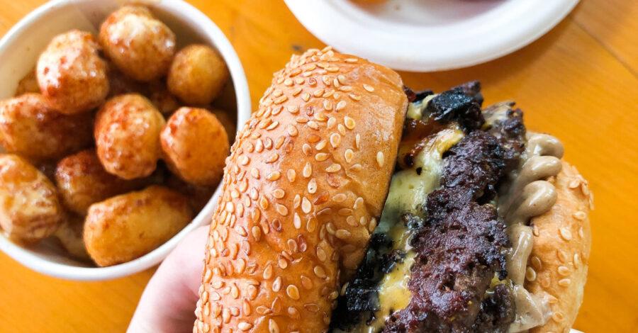 Meat Meets Bun - Zumhof Biergarten