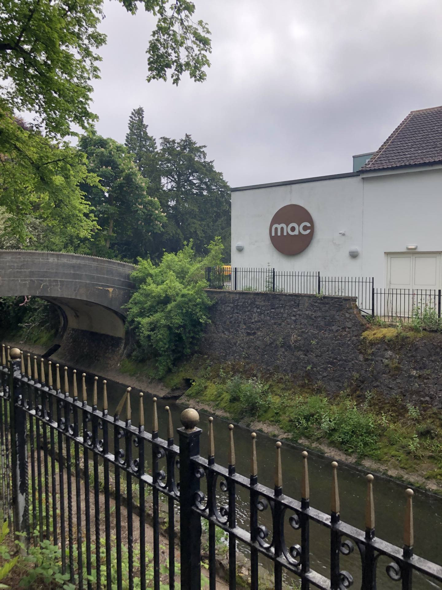 Midlands Art Centre (MAC) - Birmingham