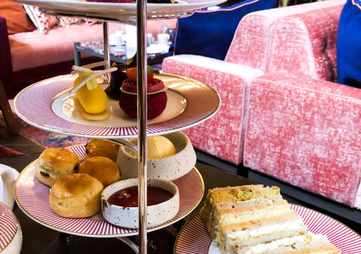 The Grand Hotel Afternoon Tea