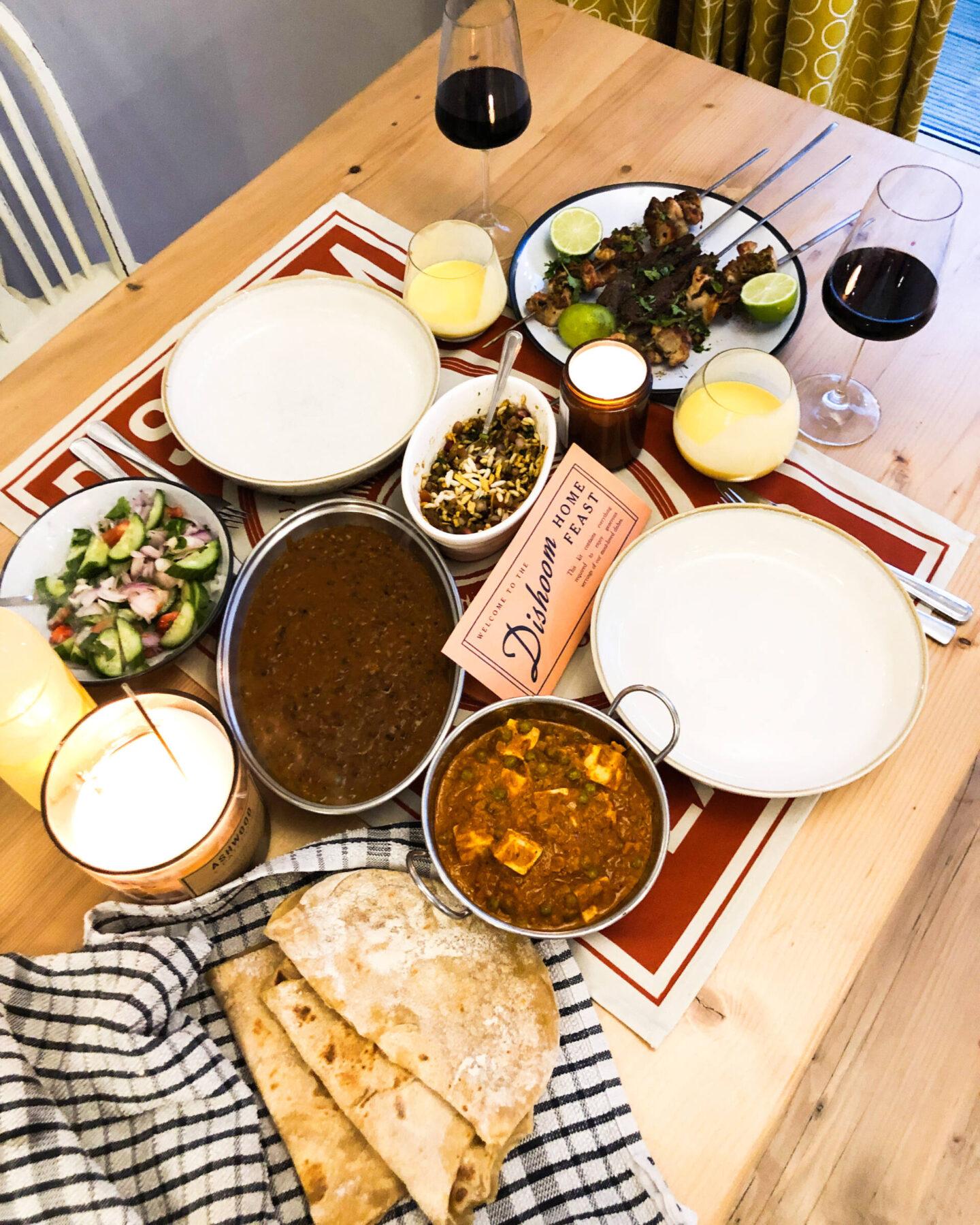 Dishoom Feast Kit Meal