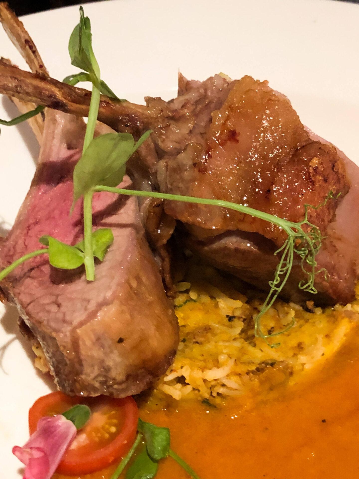 Entouraj - Droitwich Indian Restaurant Lamb