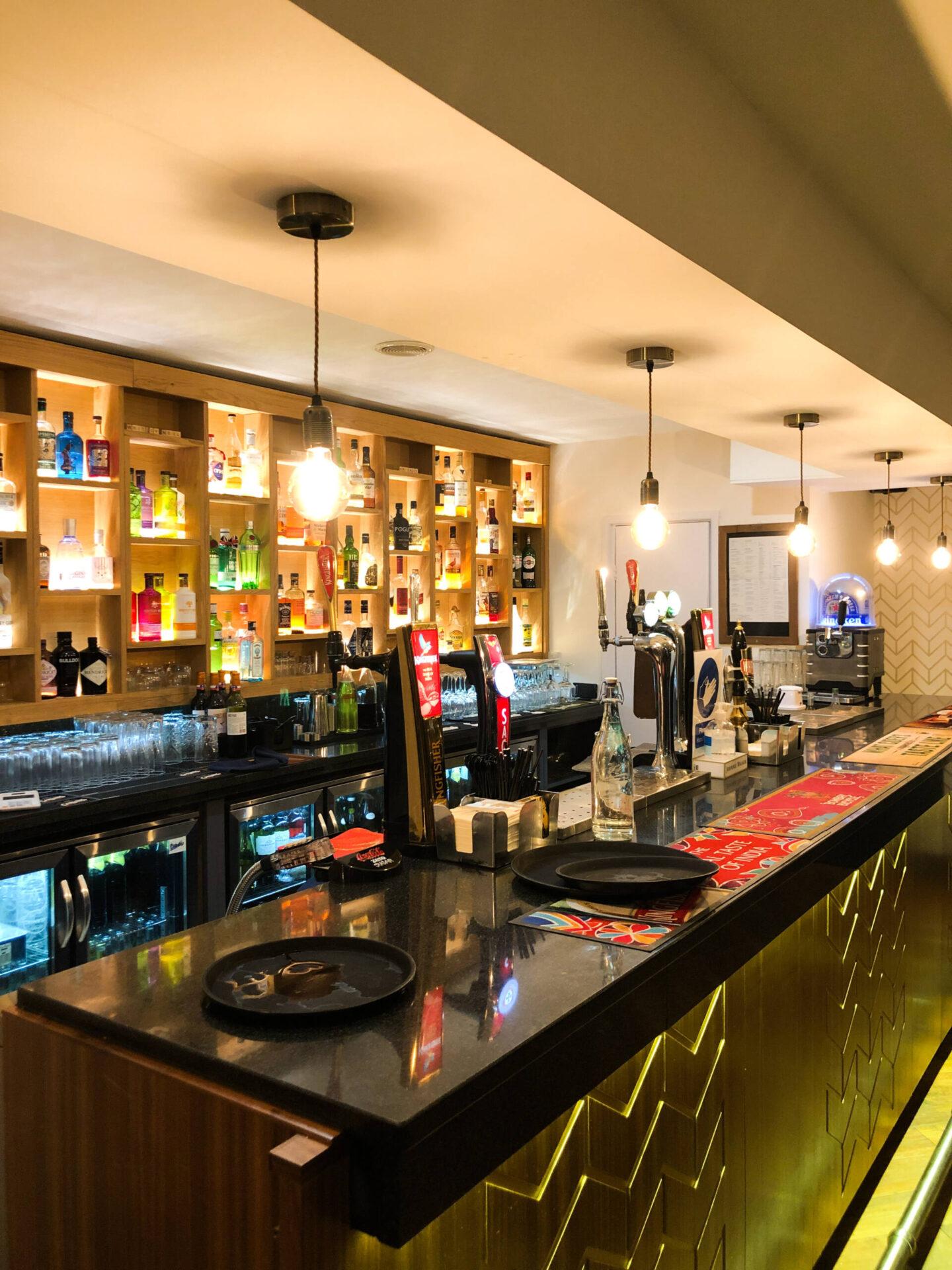 Droitwich Indian Restaurant Bar