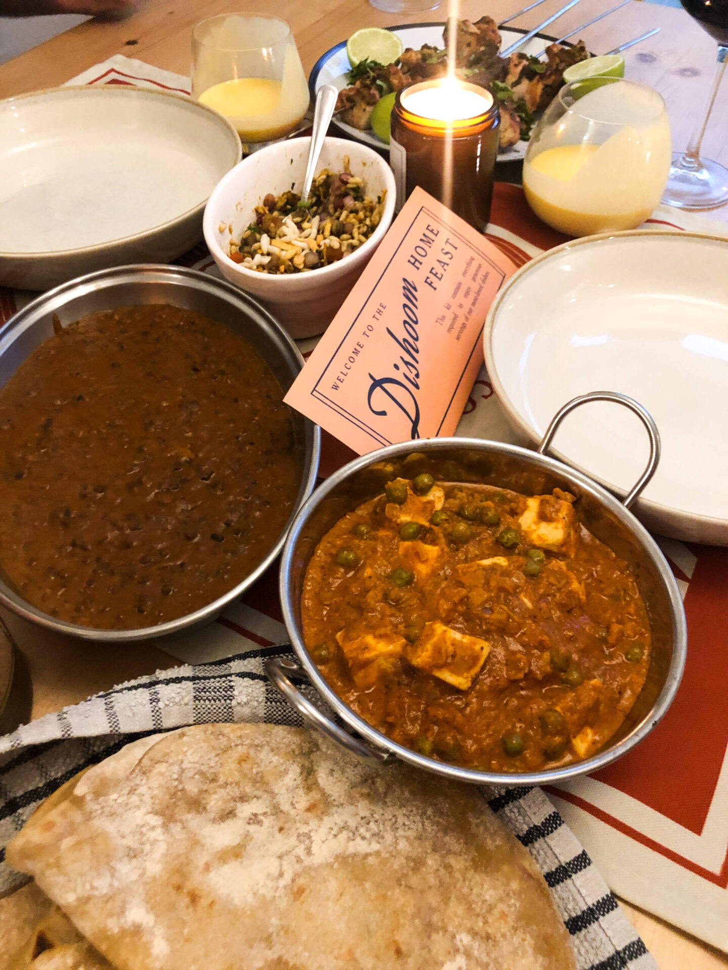 Dishoom Feast At Home